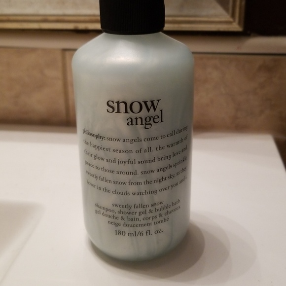 Philosophy Other - Philosophy snow angel shower gel